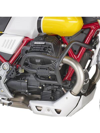GIVI TN8203 cevna zaščita agregata za Moto Guzzi V85 TT (2019 - )