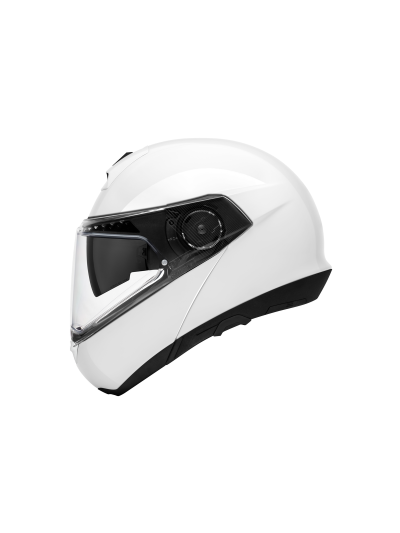 SCHUBERTH C4 BASIC Motoristična preklopna čelada - bela