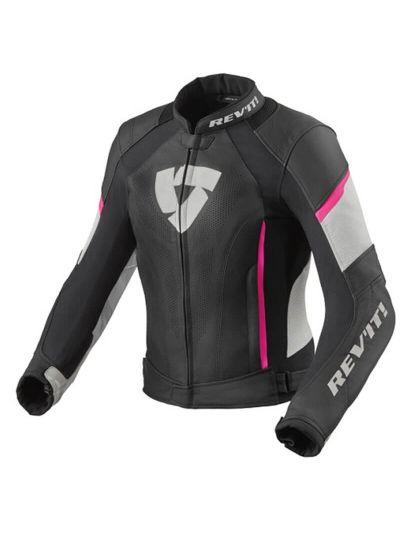 REV'IT XENA 3 LADIES usnjena ženska motoristična jakna
