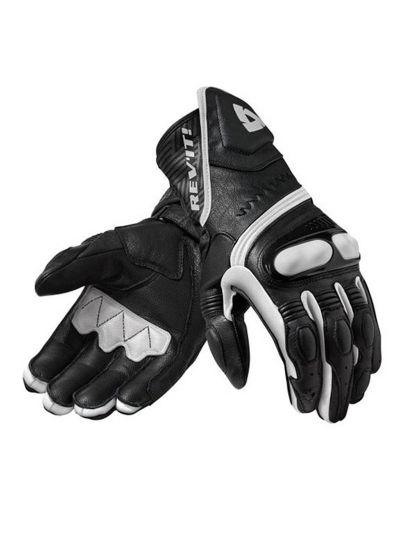 Usnjene motoristične rokavice Rev'it! METIS