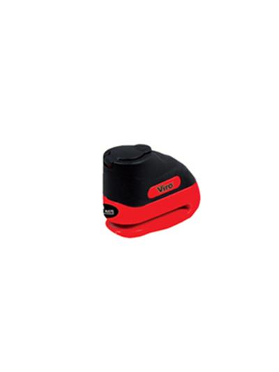VIRO Hammer Ključavnica za disk za motorna kolesa | 5,5mm - oranžna