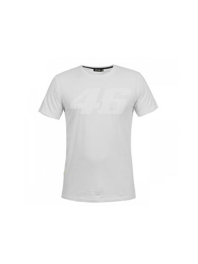 CORE TONE ON TONE VR46 majica s kratkimi rokavi - bela