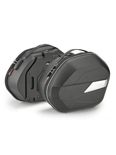 GIVI WL900 Weightless par stranskih torb | 25 L