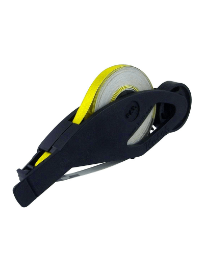 Obroba za platišča neprekinjena (trak) Keiti - fluo rumeni