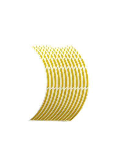 Obroba za platišča Keiti WS810 - rumeni