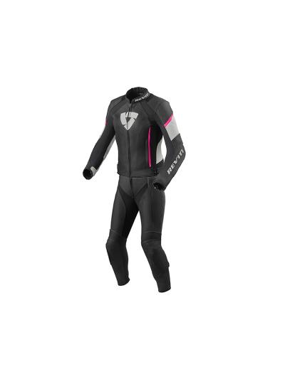 Ženski motoristični komplet Rev'it! XENA 3 usnjena jakna in hlače