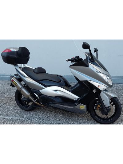 Yamaha TMAX 500, 2011