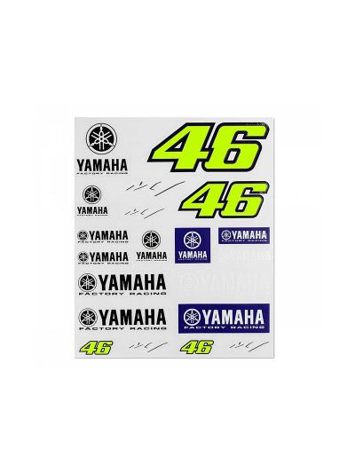 Nalepke set YAMAHA VR46