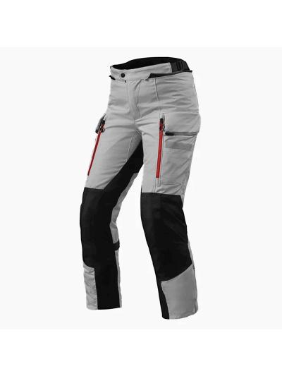 Ženske motoristične tekstilne hlače REVIT SAND 4 H20 Lady
