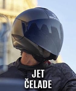 Jet - odprte čelade