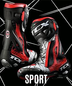 Sport in sport touring obutev