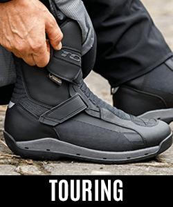 Touring motoristična obutev