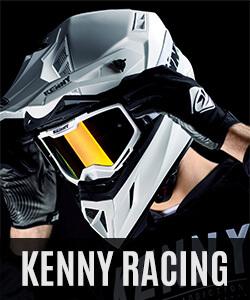 Kenny Racing enduro čelade