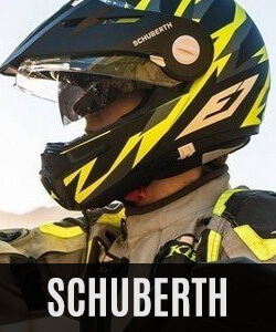 Schuberth enduro čelade