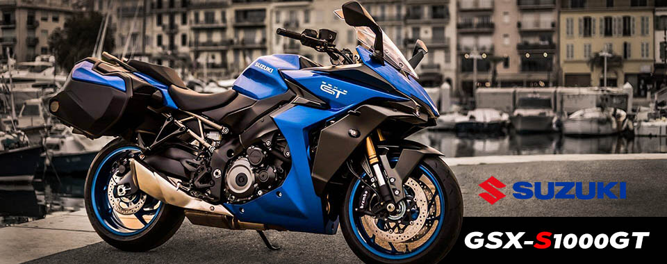 Novi Suzuki GSX-S1000GT