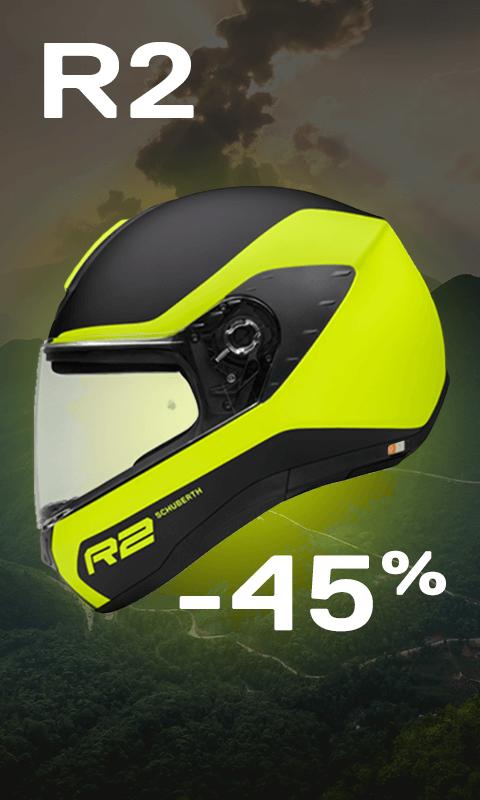 Schuberth r2 -45%