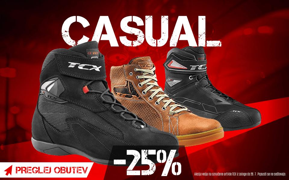 TCX motoristični nizki čevlji -25%