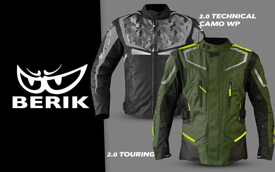 Barik Tekstilne jakne