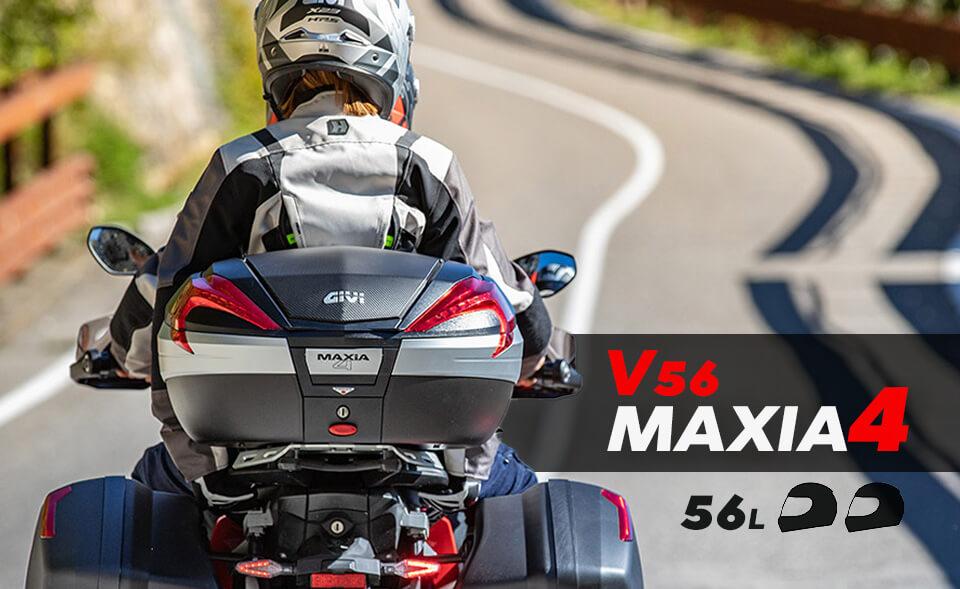 Motoristicni kovcek GIVI Maxia 4