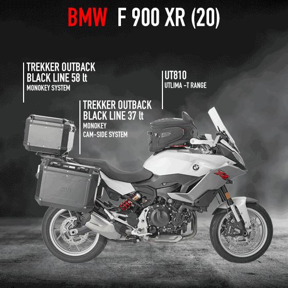 Opremite svoj motor - BMW F 900 XR (2020)