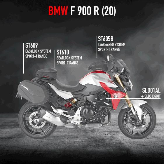 Opremi svoj motor BMW F 900 R (2020 - )