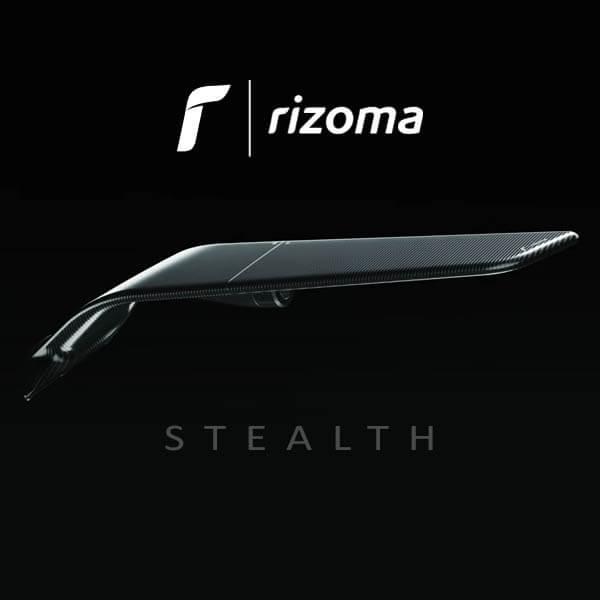 Rizoma Stealth - nova ogledala za supersport motorje