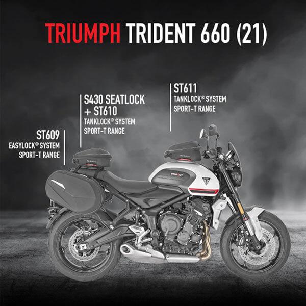 Opremi svoj motor Triumph Trident 660 (2021 - )
