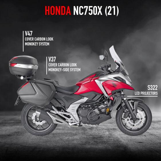 Opremi svoj motor Honda NC750X (2021)