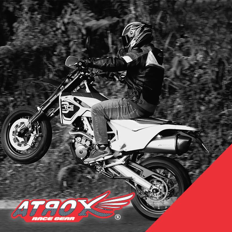 Prihaja nova kolekcija ATROX motorističnih oblačil