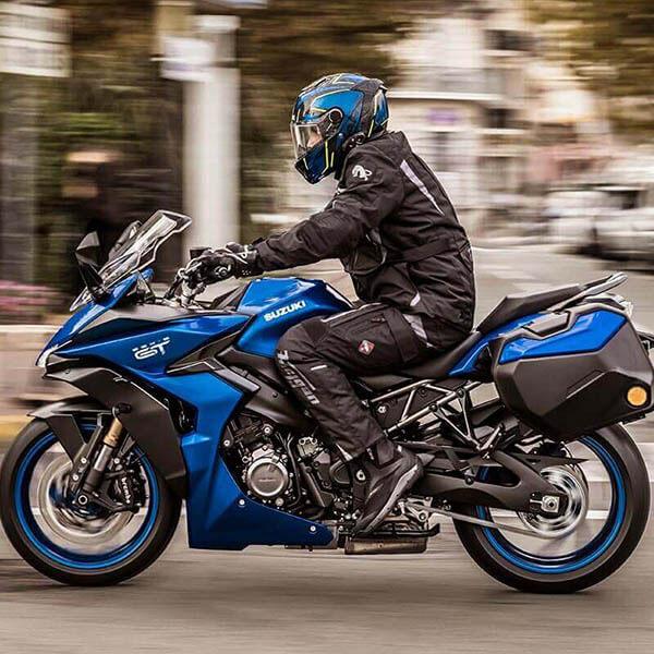 Prihaja novi Suzuki GSX-S1000GT (2022)