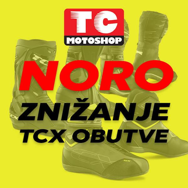 Jesenska znižanja obutve TCX